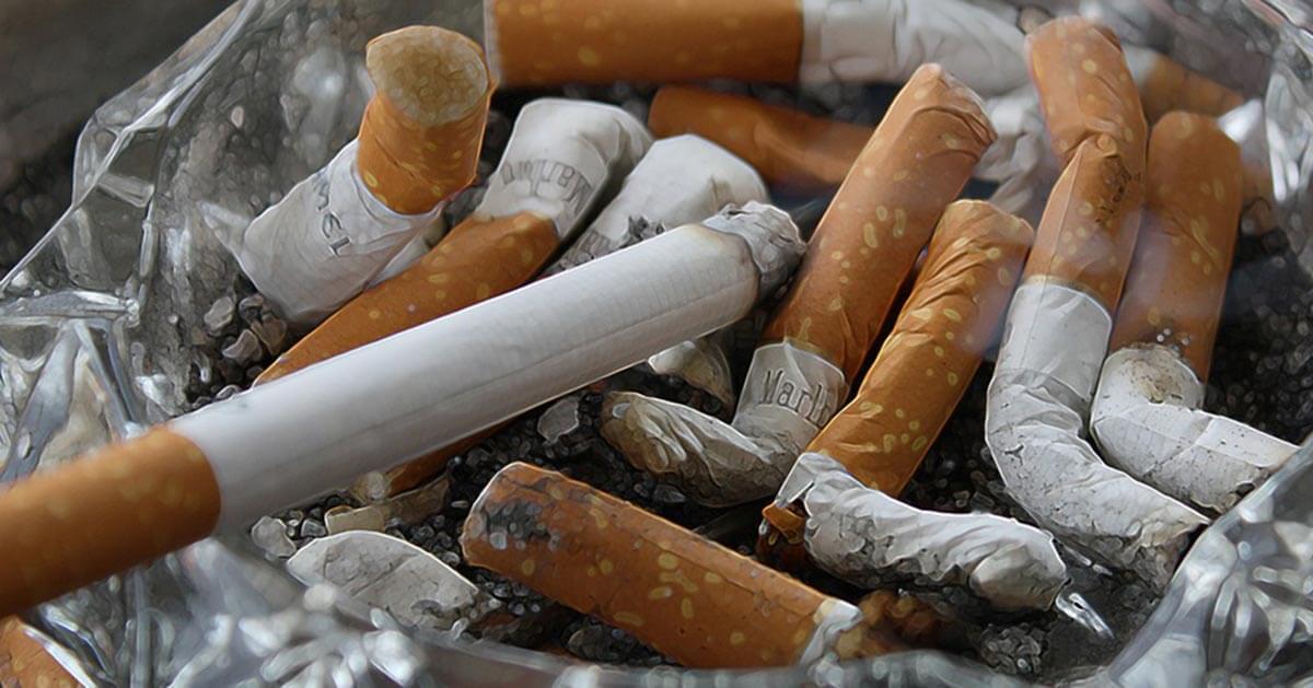 Adicto al Cigarro